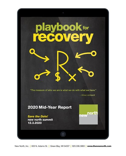 Playbook for Recovery - MidYear Report cover