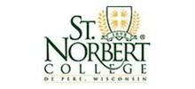 St Norbert College logo