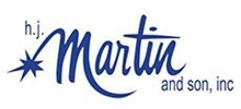 HJ Martin and Son logo
