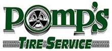 Pomp's Tier Service logo