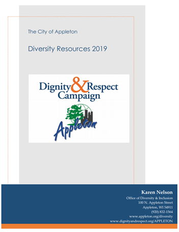 city of appleton diversity resources cover