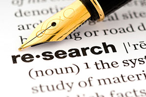 research definition in dictionary