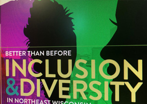 Inclusion & Diversity graphic