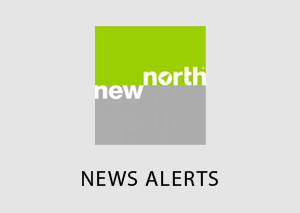 New North News Alerts graphic